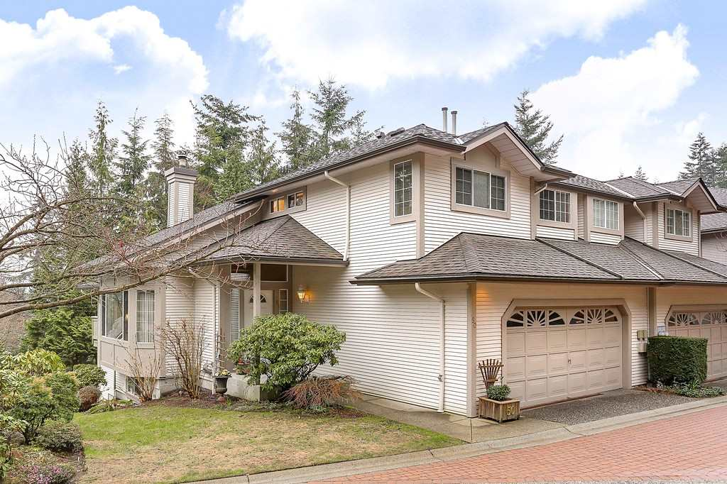 "Main Photo: 50 101 PARKSIDE Drive in Port Moody: Heritage Mountain Townhouse for sale in ""TREETOPS"" : MLS(r) # R2147957"