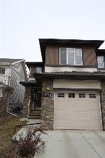 Main Photo: 1682 CUNNINGHAM Way in Edmonton: Zone 55 House Half Duplex for sale : MLS(r) # E4058663
