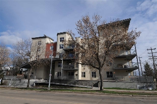 Main Photo: 111 10118 106 Avenue in Edmonton: Zone 08 Condo for sale : MLS® # E4062088
