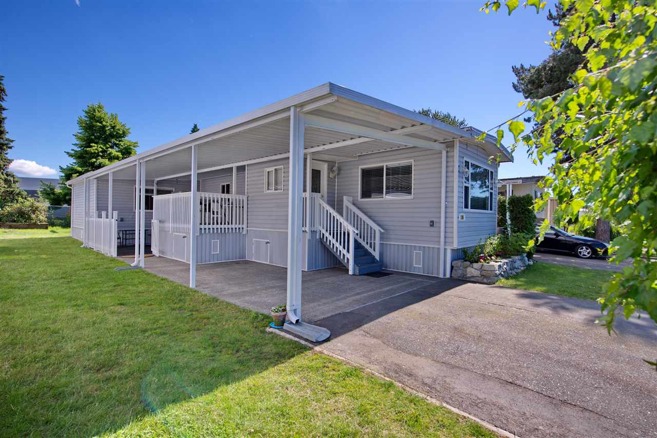 "Photo 8: 136 145 KING EDWARD Street in Coquitlam: Maillardville Manufactured Home for sale in ""MILL CREEK VILLAGE"" : MLS® # R2180348"