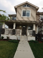 Main Photo: 17511 10 Avenue in Edmonton: Zone 56 Attached Home for sale : MLS® # E4078502