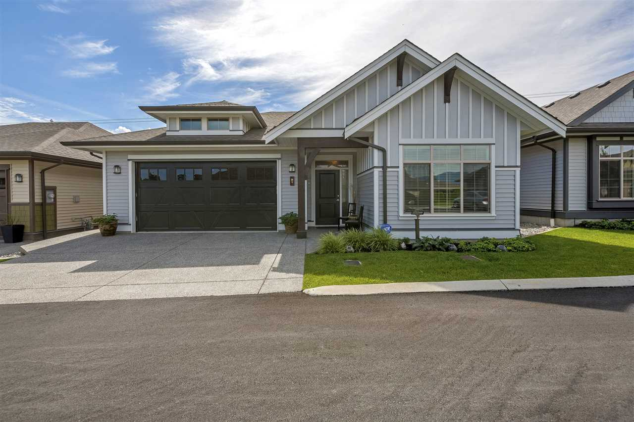 Main Photo: 91 45900 SOUTH SUMAS ROAD in Chilliwack: Sardis West Vedder Rd House for sale (Sardis)  : MLS® # R2199812