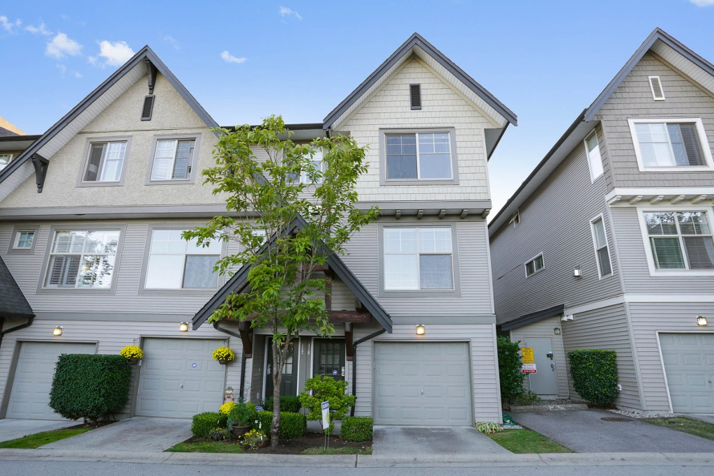 "Main Photo: 116 15152 62A Avenue in Surrey: Sullivan Station Townhouse for sale in ""Uplands"" : MLS® # R2206419"