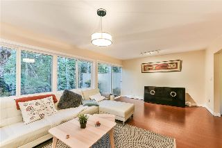 "Main Photo: 815 WESTVIEW Crescent in North Vancouver: Upper Lonsdale Townhouse for sale in ""Cypress Gardens"" : MLS® # R2214681"