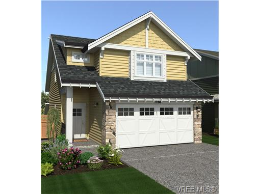 Main Photo: 1158 Bombardier Crescent in VICTORIA: La Westhills Single Family Detached for sale (Langford)  : MLS® # 368347