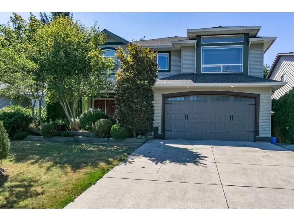 Main Photo: 12161 CHERRYWOOD Drive in Maple Ridge: East Central House for sale : MLS®# R2239734