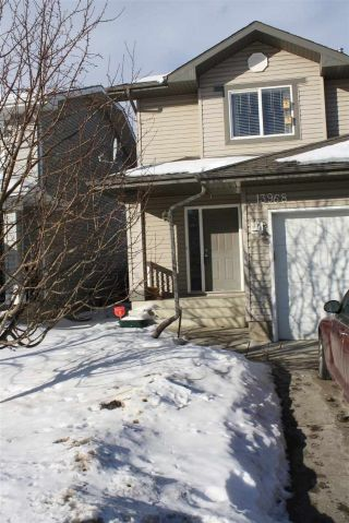 Main Photo:  in Edmonton: Zone 27 House Half Duplex for sale : MLS® # E4099096