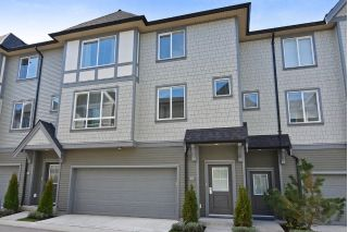 "Main Photo: 100 8138 204TH Street in Langley: Willoughby Heights Townhouse for sale in ""ASHBURY & OAK"" : MLS® # R2245669"