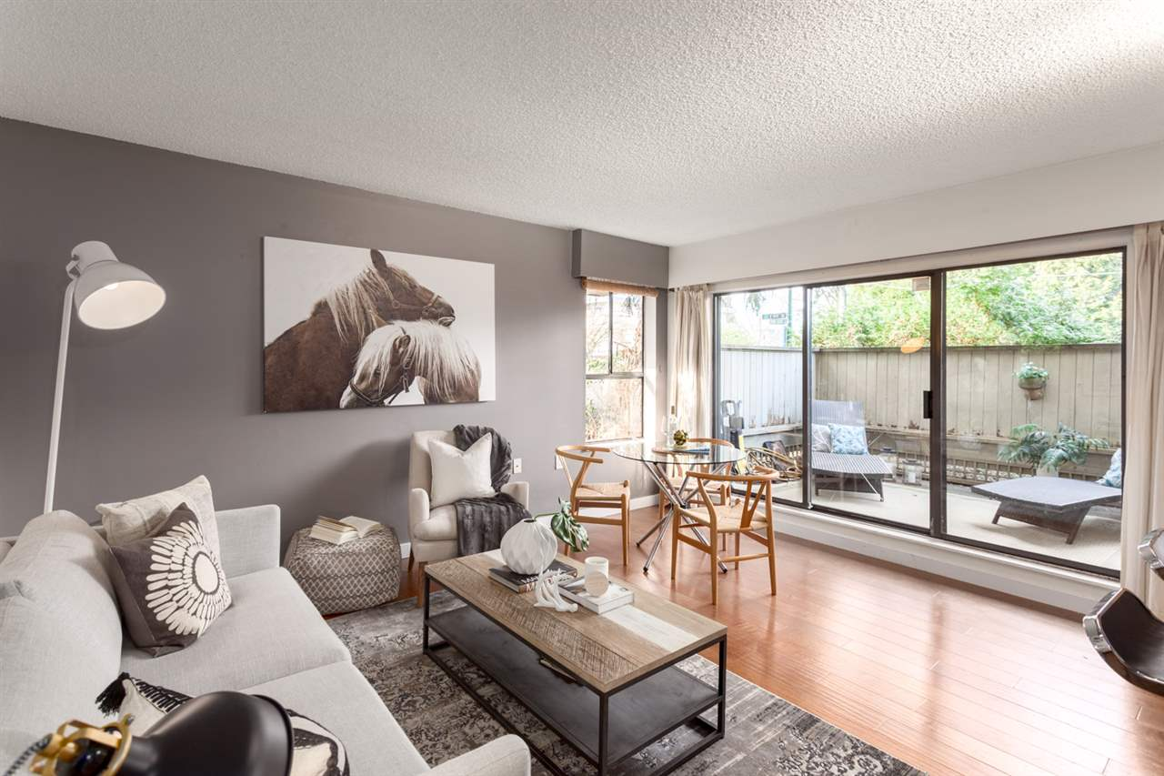 "Main Photo: 108 2234 PRINCE ALBERT Street in Vancouver: Mount Pleasant VE Condo for sale in ""OASIS"" (Vancouver East)  : MLS®# R2248597"