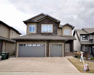 Main Photo: 482 Churchill Crescent: Sherwood Park House for sale : MLS®# E4104786
