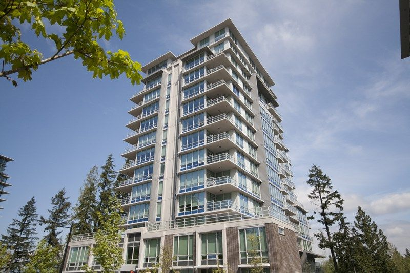 "Main Photo: 302 9060 UNIVERSITY Crescent in Burnaby: Simon Fraser Univer. Condo for sale in ""Altitude"" (Burnaby North)  : MLS®# R2264211"