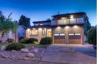 Main Photo: 848 IRVINE Street in Coquitlam: Meadow Brook House for sale : MLS®# R2270932