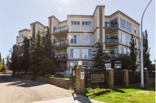 Main Photo: 460 4823 104A Street in Edmonton: Zone 15 Condo for sale : MLS®# E4117283
