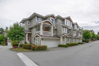 "Main Photo: 19 14877 58 Avenue in Surrey: Sullivan Station Townhouse for sale in ""Redmill"" : MLS®# R2285932"