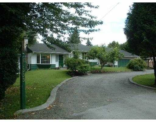 Main Photo: 21333 RIVER RD in Maple Ridge: West Central House for sale : MLS® # V546912