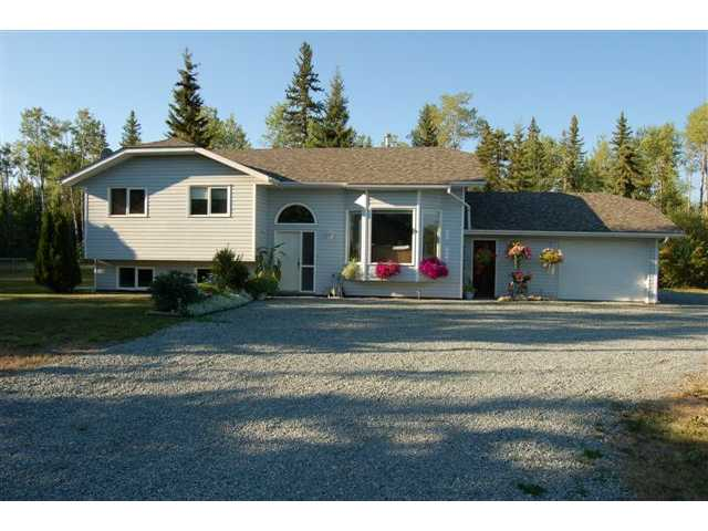 Main Photo: 11860 TEICHMAN Road in Prince George: Beaverley House for sale (PG Rural West (Zone 77))  : MLS® # N207547