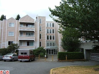 "Main Photo: 406 9644 134TH Street in SURREY: Whalley Condo for sale in ""PARKWOODS ""Fir"""" (North Surrey)  : MLS® # F1120029"
