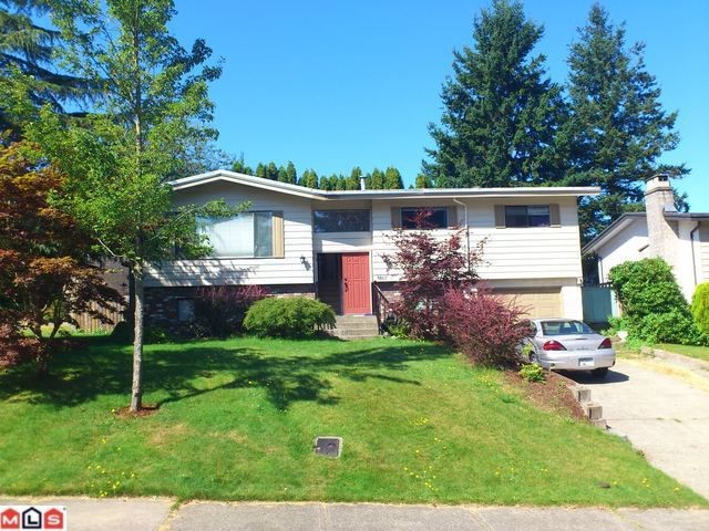 Main Photo: 3807 LINDSAY Street in Abbotsford: Central Abbotsford House for sale : MLS® # F1121761
