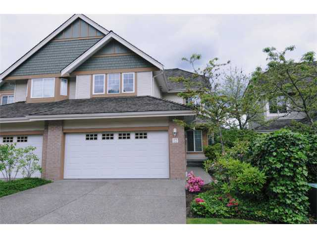 "Main Photo: 17 1765 PADDOCK Drive in Coquitlam: Westwood Plateau Townhouse for sale in ""WORTHING GREEN"" : MLS® # V912013"