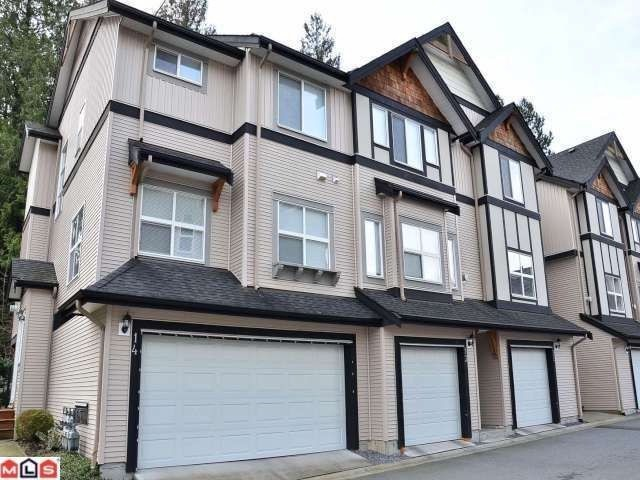 "Main Photo: 13 6366 126TH Street in Surrey: Panorama Ridge Townhouse for sale in ""Sunridge"" : MLS(r) # F1327234"