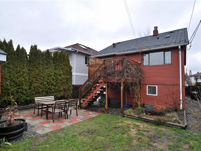 Photo 19: 2460 E GEORGIA Street in Vancouver: Renfrew VE House for sale (Vancouver East)  : MLS(r) # V1050625