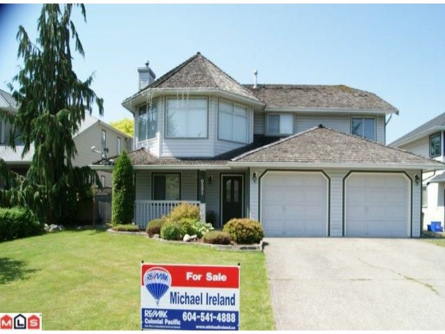 Main Photo: 6351  188TH ST in Surrey: Cloverdale BC House for sale (Cloverdale)  : MLS®# F1217331