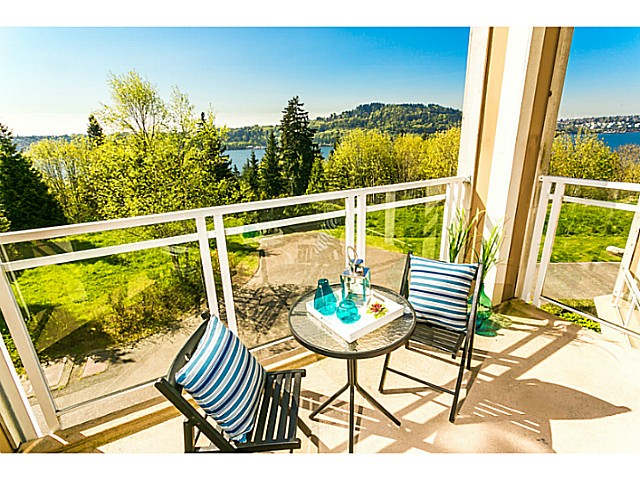 "Main Photo: 317 3629 DEERCREST Drive in North Vancouver: Roche Point Condo for sale in ""DEERFIELD BY THE SEA"" : MLS® # V1118093"