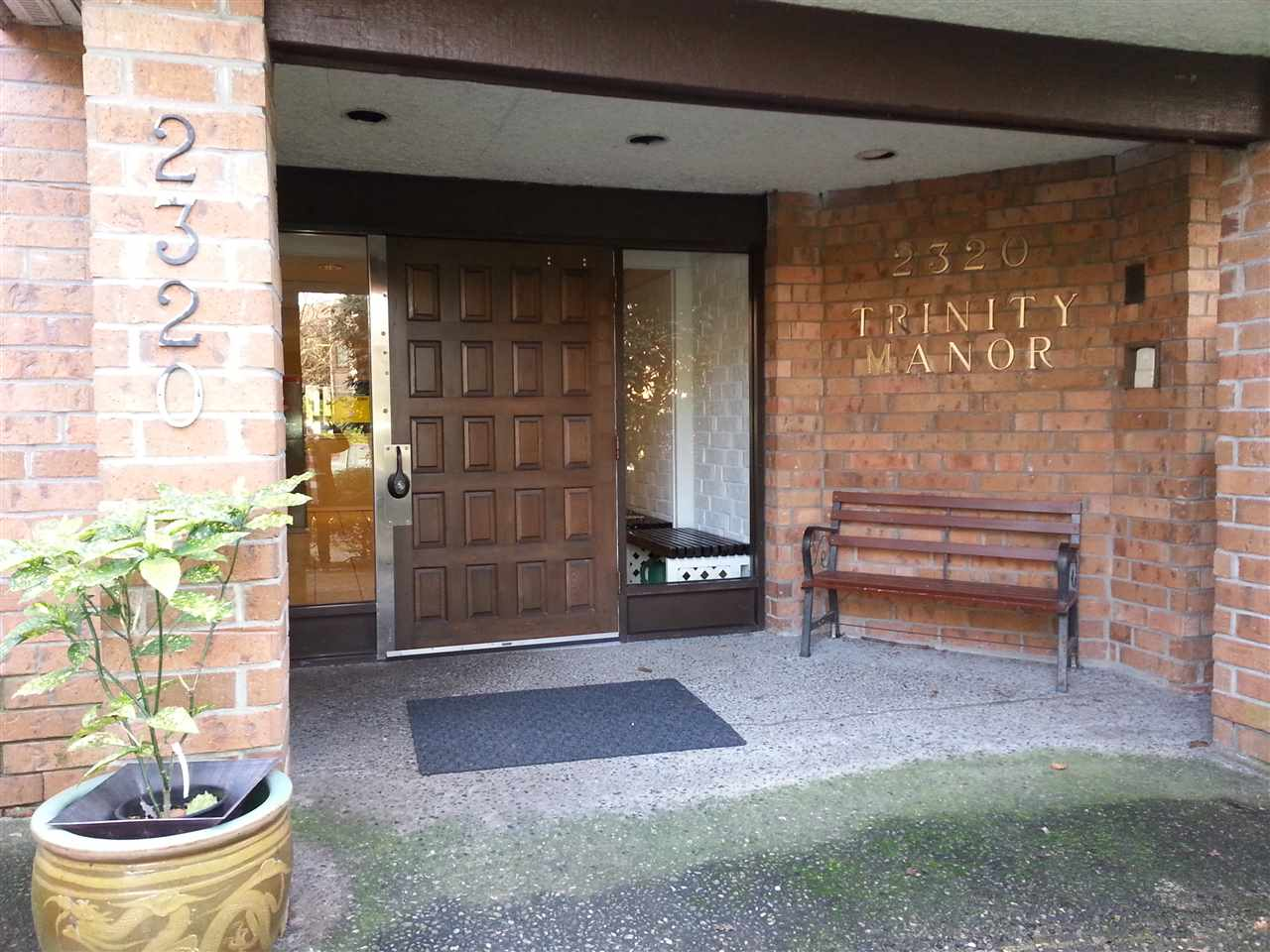 Main Photo: 304 2320 TRINITY Street in Vancouver: Hastings Condo for sale (Vancouver East)  : MLS(r) # R2037407