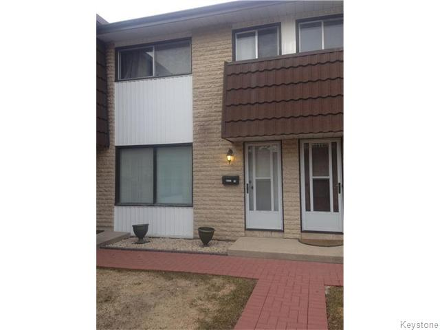 Main Photo: 2859 Ness Avenue in Winnipeg: St James Condominium for sale (West Winnipeg)  : MLS® # 1607125