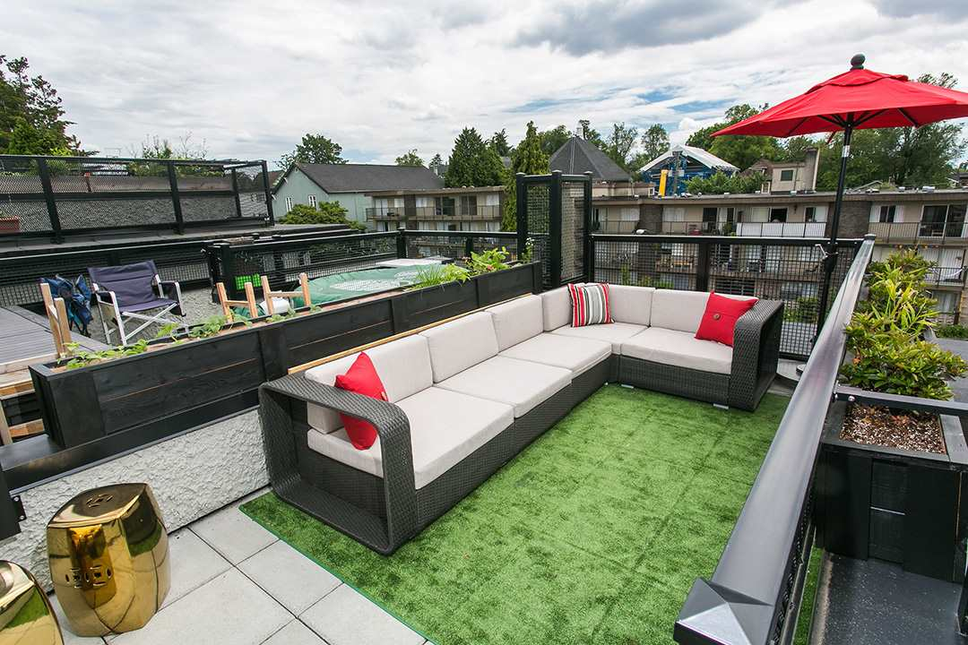 "Photo 14: 3 1851 ADANAC Street in Vancouver: Hastings Townhouse for sale in ""ADANAC 2"" (Vancouver East)  : MLS® # R2077574"