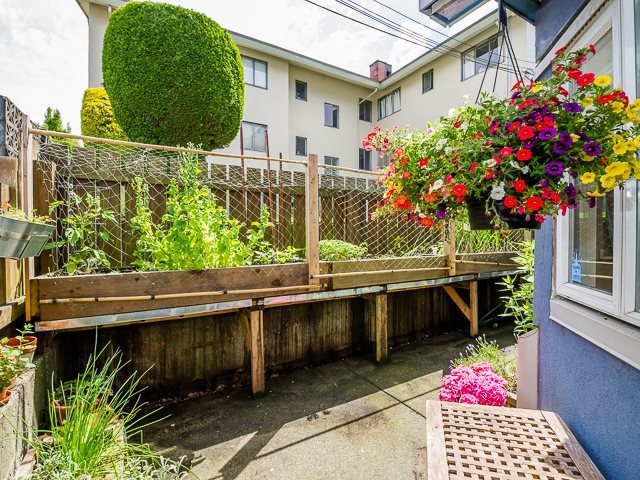 Photo 3: 104 2333 ETON Street in Vancouver: Hastings Condo for sale (Vancouver East)  : MLS® # R2083404