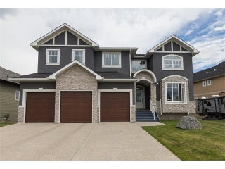 Main Photo: 168 KINNIBURGH Boulevard: Chestermere House for sale : MLS®# C4070476