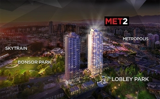 Main Photo: 3210 6538 NELSON Street in Burnaby: Metrotown Condo for sale (Burnaby South)  : MLS(r) # R2103098