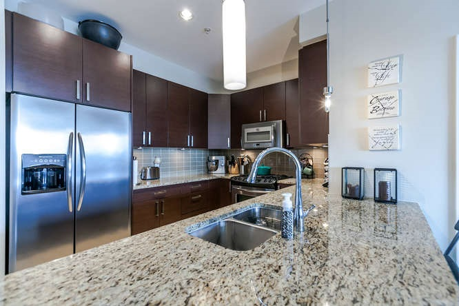 Photo 6: 309 288 HAMPTON Street in New Westminster: Queensborough Condo for sale : MLS® # R2141323