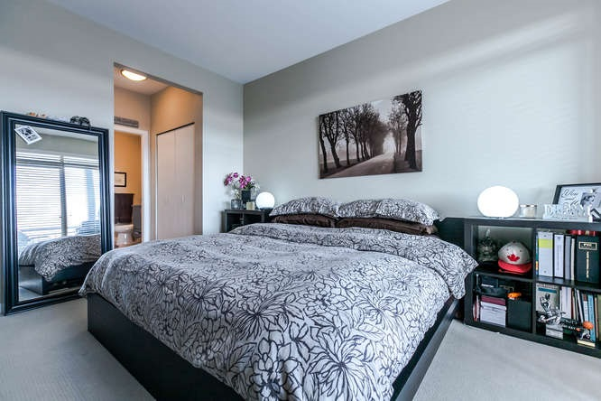 Photo 10: 309 288 HAMPTON Street in New Westminster: Queensborough Condo for sale : MLS® # R2141323