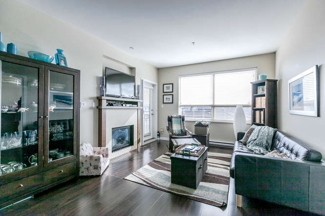 Photo 9: 309 288 HAMPTON Street in New Westminster: Queensborough Condo for sale : MLS® # R2141323