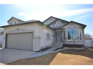 Main Photo: 2 Golden Eagle Drive in Winnipeg: Eaglemere Residential for sale (3E)  : MLS(r) # 1708625