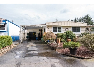 Main Photo: 41 31313 LIVINGSTONE Avenue in Abbotsford: Abbotsford West Manufactured Home for sale : MLS(r) # R2154448