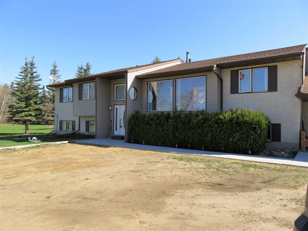 Main Photo: 157 5343 1 R 22 Road: Rural Strathcona County House for sale : MLS(r) # E4063017