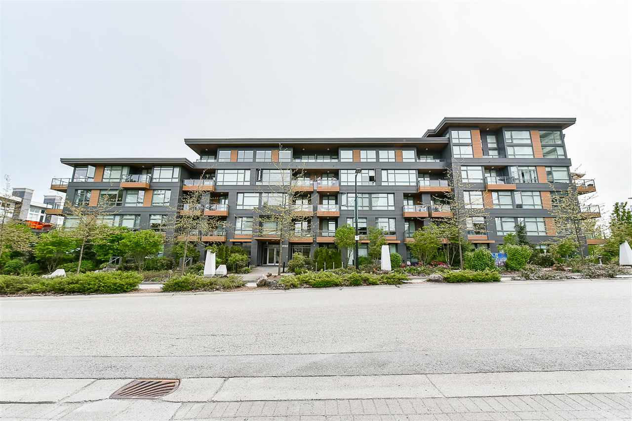 "Main Photo: 307 9150 UNIVERSITY HIGH Street in Burnaby: Simon Fraser Univer. Condo for sale in ""ORIGIN"" (Burnaby North)  : MLS(r) # R2167874"
