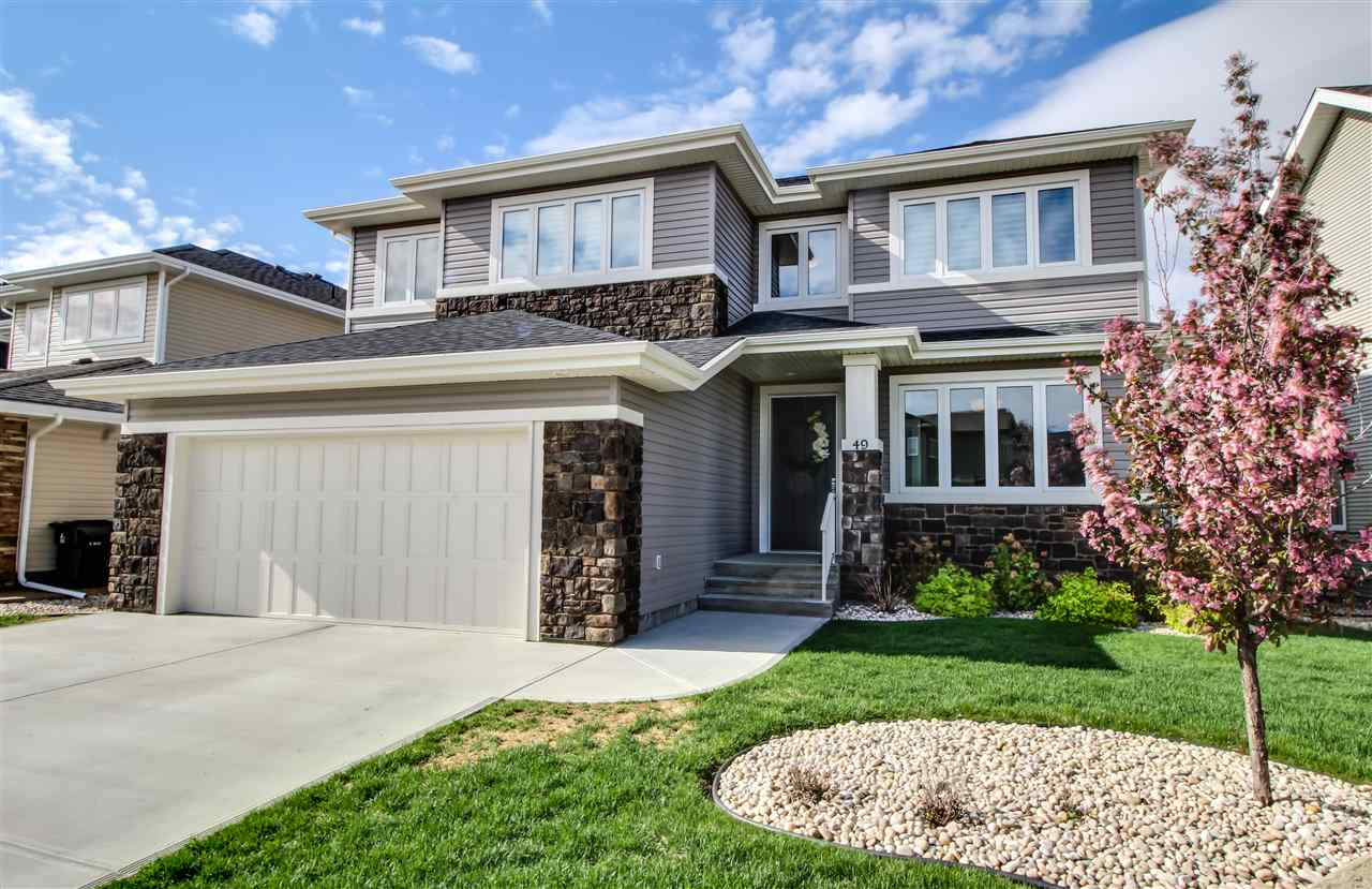 Main Photo: 49 Lincoln Green: Spruce Grove House for sale : MLS® # E4066160