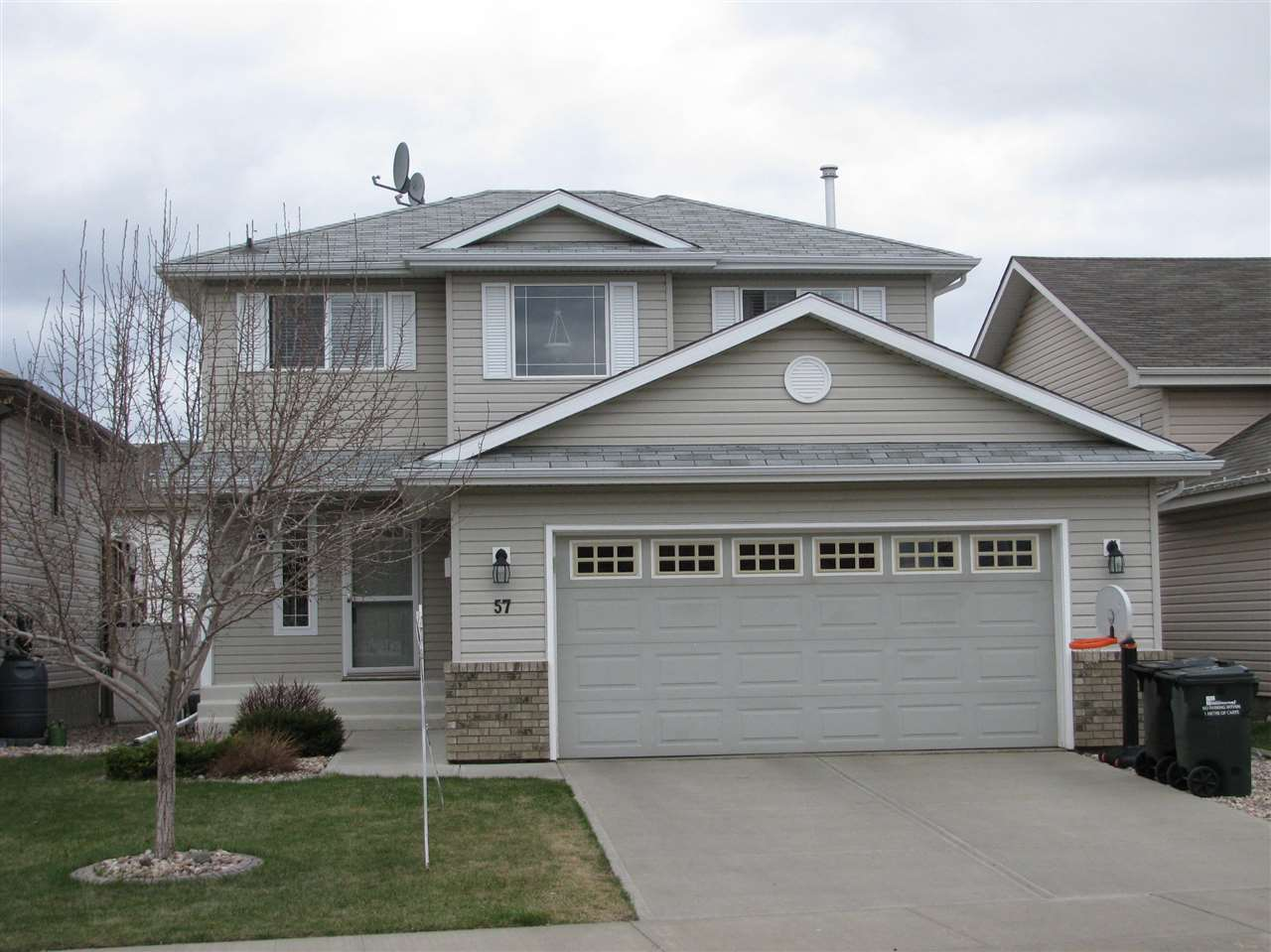 Main Photo: 57 ORCHID Crescent: Sherwood Park House for sale : MLS(r) # E4066480
