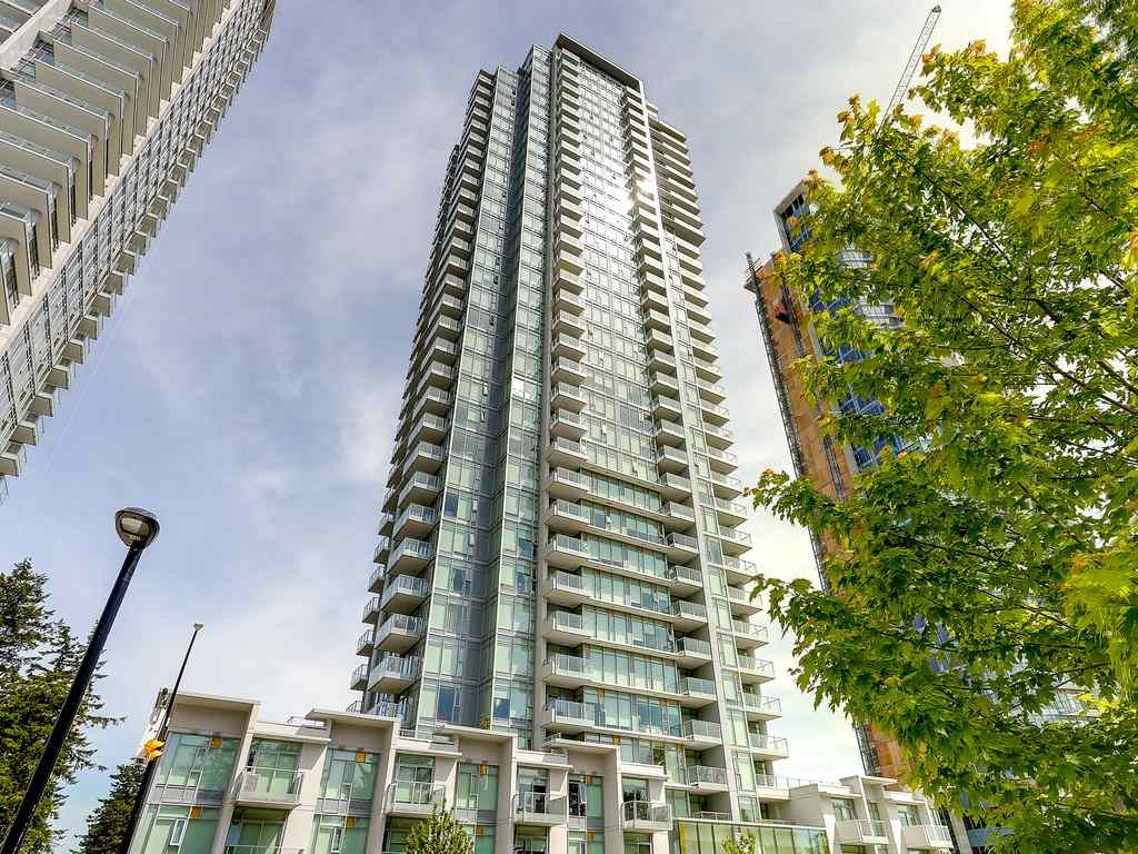 Main Photo: 1105 6588 NELSON Avenue in Burnaby: Metrotown Condo for sale (Burnaby South)  : MLS(r) # R2173195