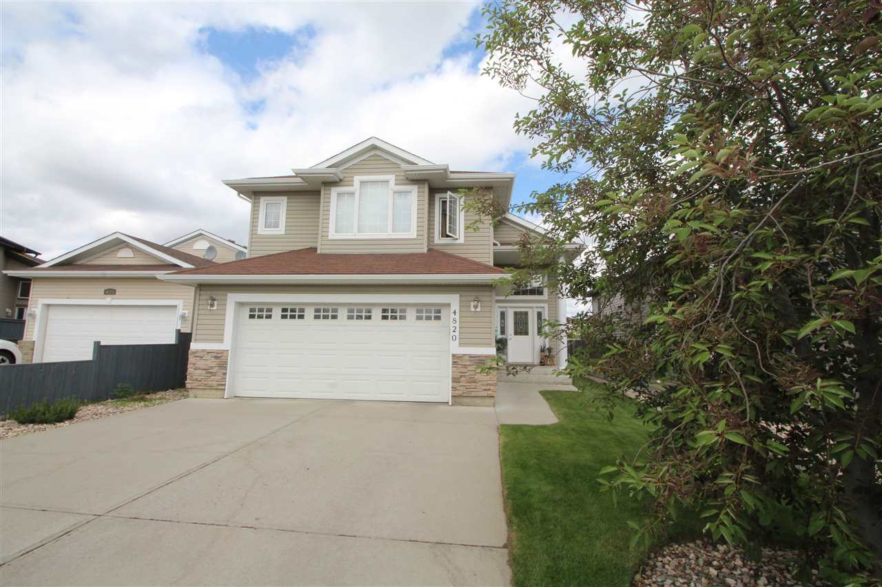 Main Photo: 4820 157 Avenue in Edmonton: Zone 03 House for sale : MLS(r) # E4068717