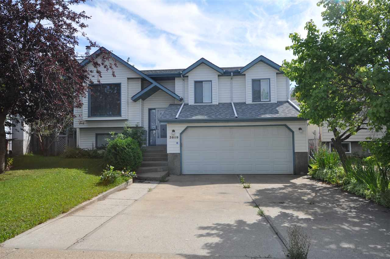 Main Photo: 3809 25 Avenue NW in Edmonton: Zone 29 House for sale : MLS® # E4077154