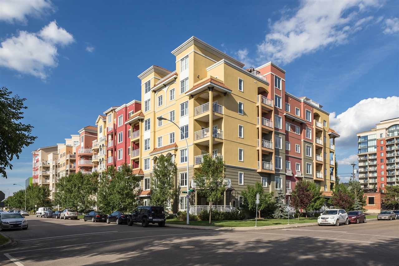 Main Photo: 208 10333 112 Street in Edmonton: Zone 12 Condo for sale : MLS® # E4077465