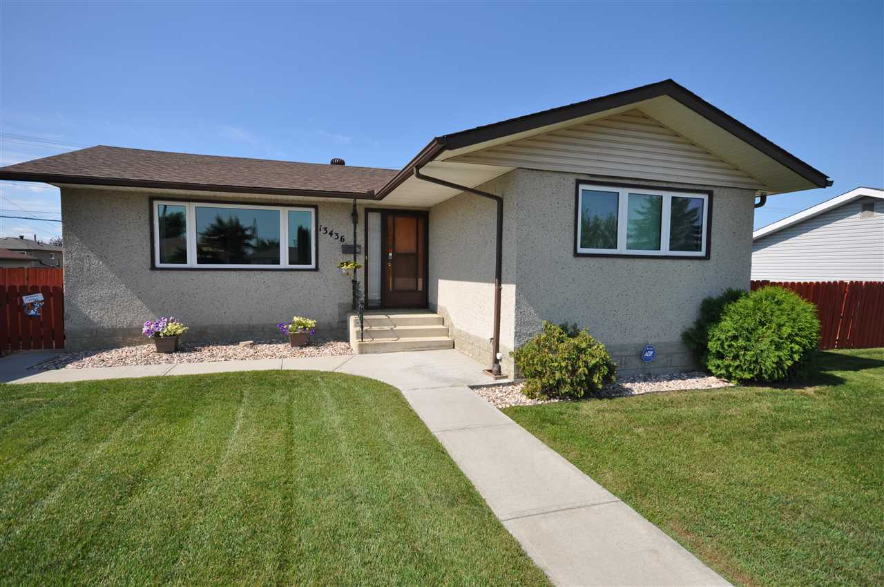 Main Photo: 13436 58 Street in Edmonton: Zone 02 House for sale : MLS® # E4078375