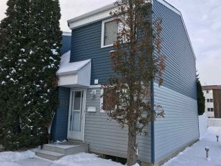 Main Photo: 213 14707 53 Avenue in Edmonton: Zone 14 Townhouse for sale : MLS® # E4078912