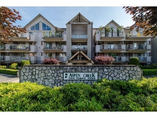 "Main Photo: 215 33478 ROBERTS Avenue in Abbotsford: Central Abbotsford Condo for sale in ""Aspen Creek"" : MLS® # R2204922"