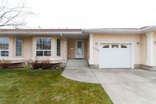 Main Photo: 103 13320 124 Street in Edmonton: Zone 01 Townhouse for sale : MLS® # E4087444